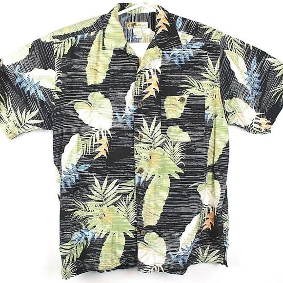 Joe Marlin Other - Joe Marlin Men's Hawaiian Aloha Floral Shirt   E24